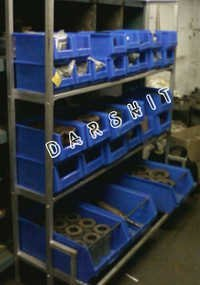 Rack for BINs Storage