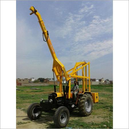 Pole Erection Machine Hydra and Drill - Pole Erection Machine Hydra