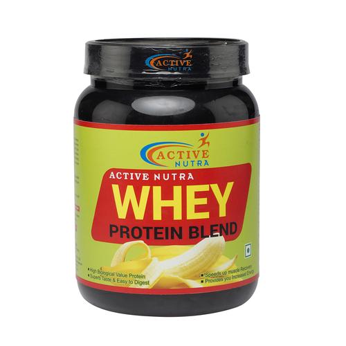 Banana Flavour Whey Protein