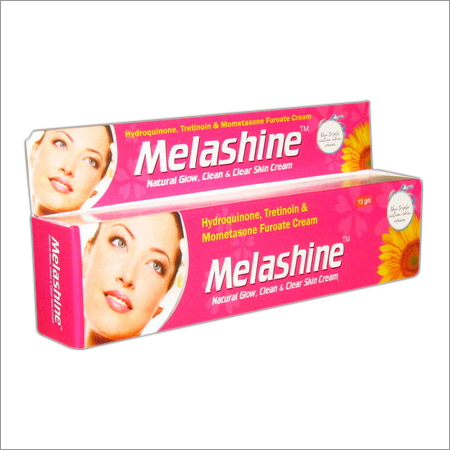 Melashine Cream