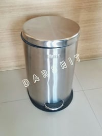 Sintex S.S. Kitchen Bins With Foot Operated