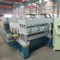 Roof Tile Roll Forming Machine