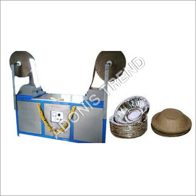 Paper Bowl Making Machine