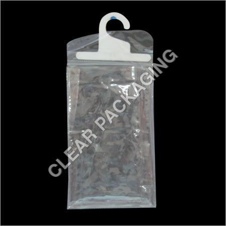PVC Clear Plastic Pouch