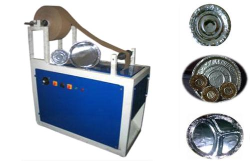 Paper Bowl Making Automatic Single Die Machine