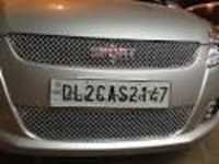 Car Chrome Grill