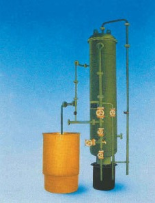 Industrial Downflow Softeners