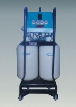 Two Bed Portable Deionisers