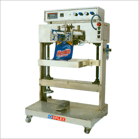 Vacuum  Nitrogen Flushing & Sealing  Machine