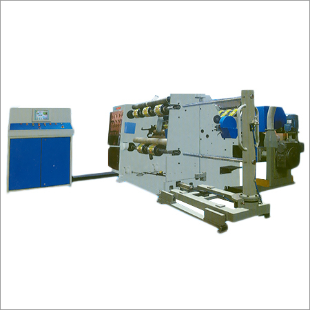 Inspection Rewinding Machine