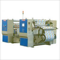 Rewinding - Inspection Machine