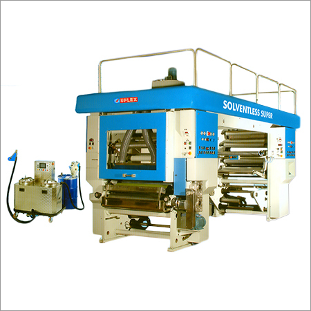 Solventless Super Laminator Machine