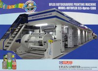 Standard Model Rotogravure Printing Machinery-UPRES