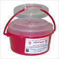 Disposal Medical Sharps Containers (with Handle)