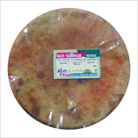 Butter Pavbhaji Khakhra