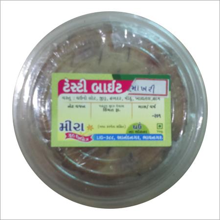 Bhakhri Food