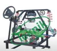 Mock Layout Tractor Wiring