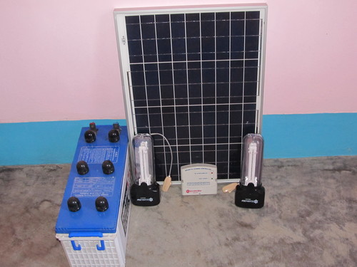 Solar Photo-Voltaic Systems