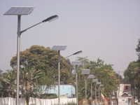 SOLAR STREET LIGHTING SYSTEMS