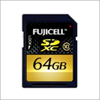 Fujicell SD Cards
