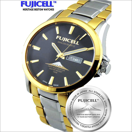 Fujicell Blk600 Edited-4 Wrist Watches