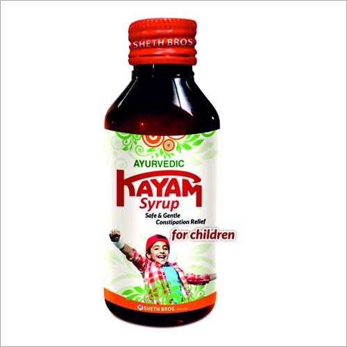 Kayam Syrup