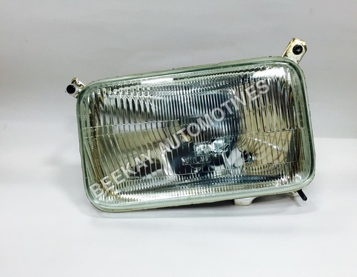 HEAD LIGHT ASSY LEYLAND CARGO