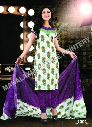 Baroda Print Cotton Dresses