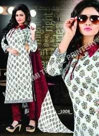 Cotton Salwar Kameez For Summer