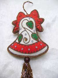 Christmas Ornament (Bell)
