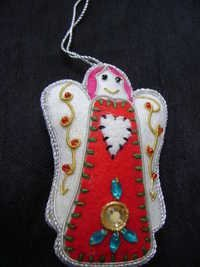 Christmas Ornaments (Angel)