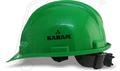 Safety Helmet With Ratchet Adjustment