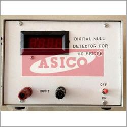 Null Detector Digital