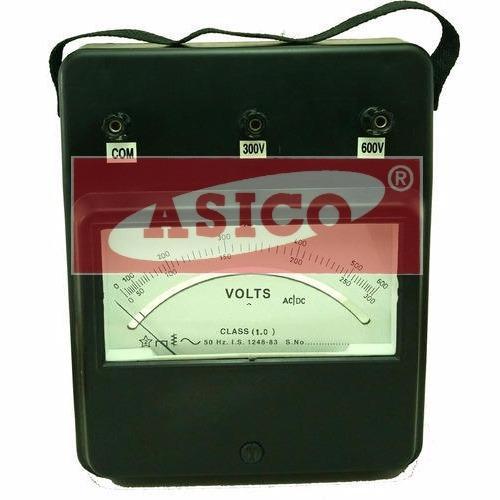 Portable Voltmeters