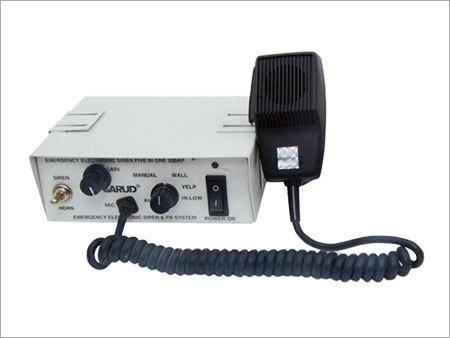 Vehicle Siren Amplifiers