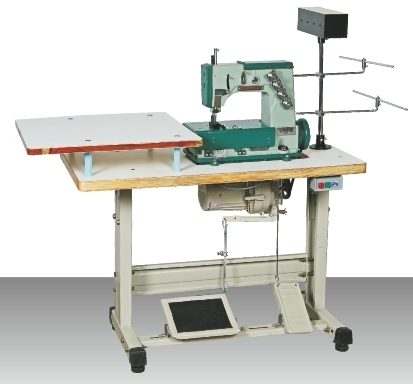HDPE Woven Sack Bag Sewing Machine