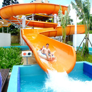 River Water Slide