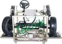 INDEPENDENT SUSPENSION EDUCATIONAL EQUIPMENT