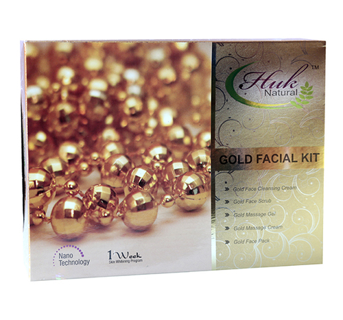 Mini Gold facial Kit