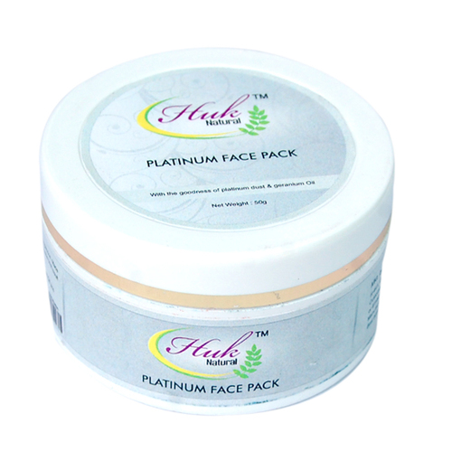 Platinum Face Pack