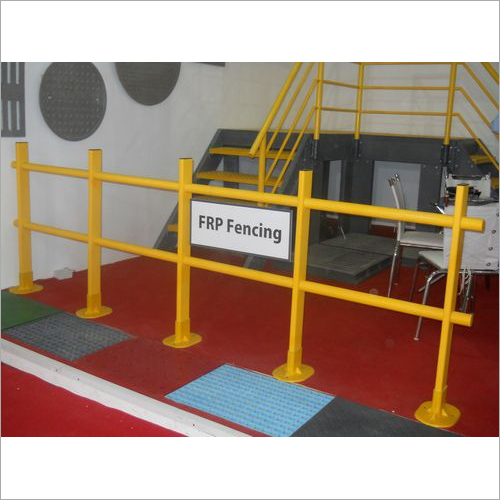 FRP Road Fence