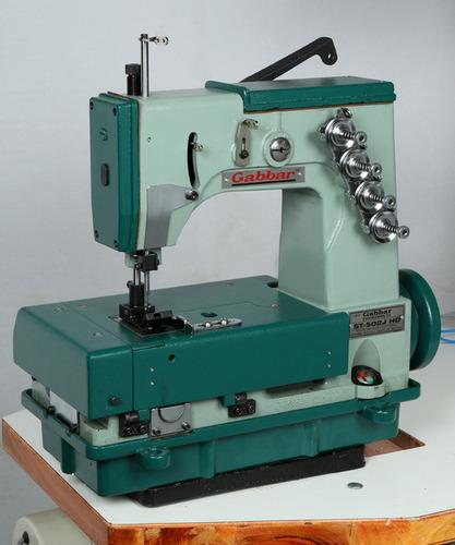 Double Needle Chain Stitch Sewing Machine