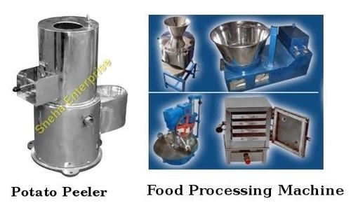 Food Processing Machine & Potato Peeler
