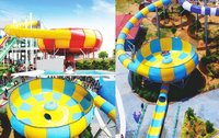 Thunder Bowl Water Slide