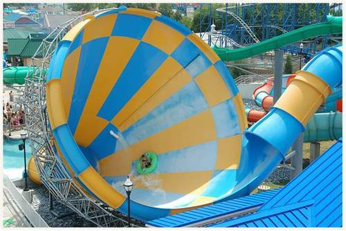 Funnel Water Slide