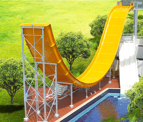 Pendulum Water Slide