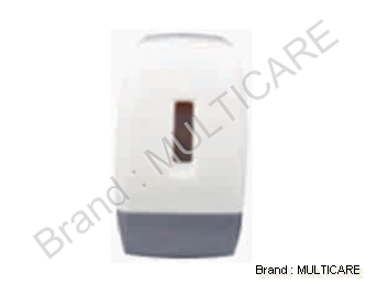 ABS Manual Soap Dispenser ( 500 ML)
