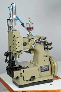 Single Needle Chain Stitch Bag Sewing Machine