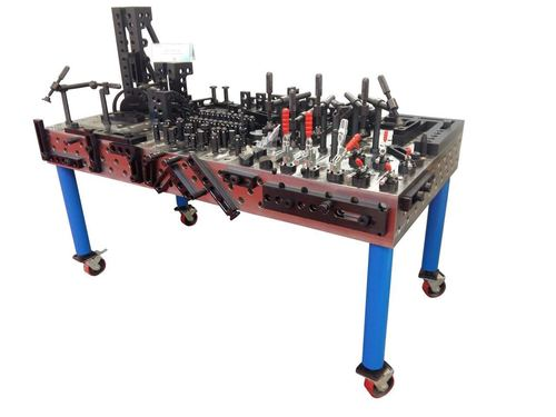 3D Welding Fixture System