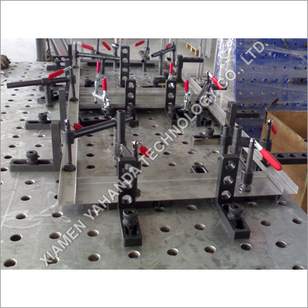 3D Welding Table Fixtures